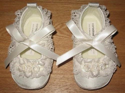 Zapatos Bautizo,  Niñas