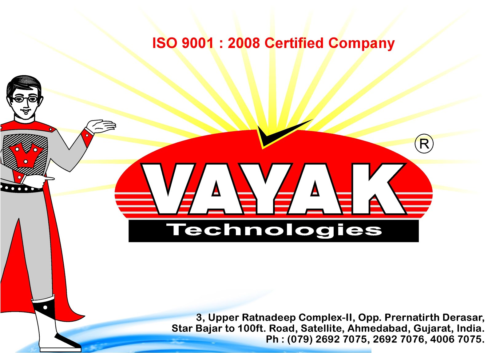 Vayak staff care Mobile Apps for Online Reporting