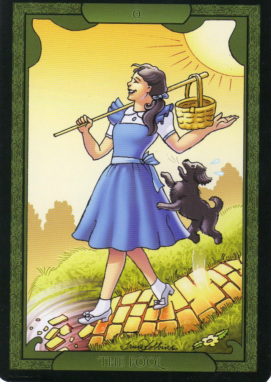 78 whispers in my ear deck review shadow of oz