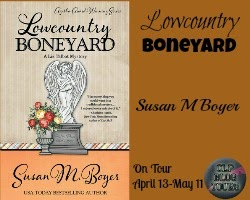Susan Boyer on tour