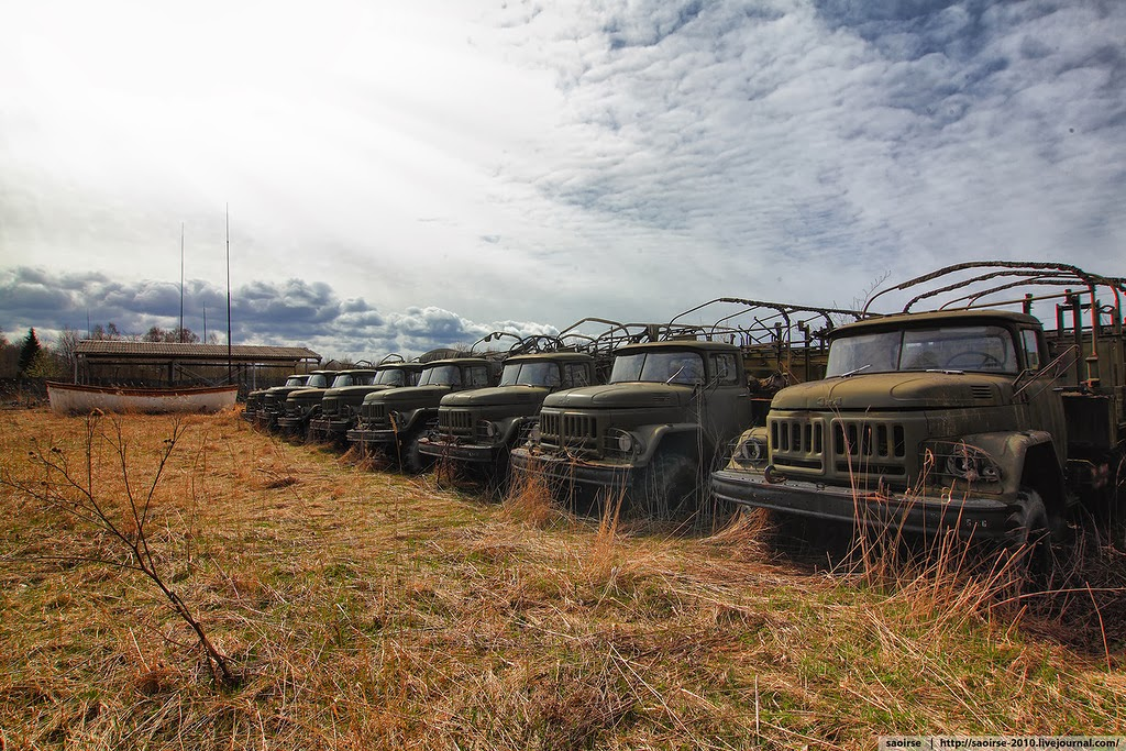 Click here for the full post   Abandoned American Military Bases