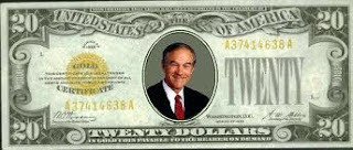 Ron Paul gold is money