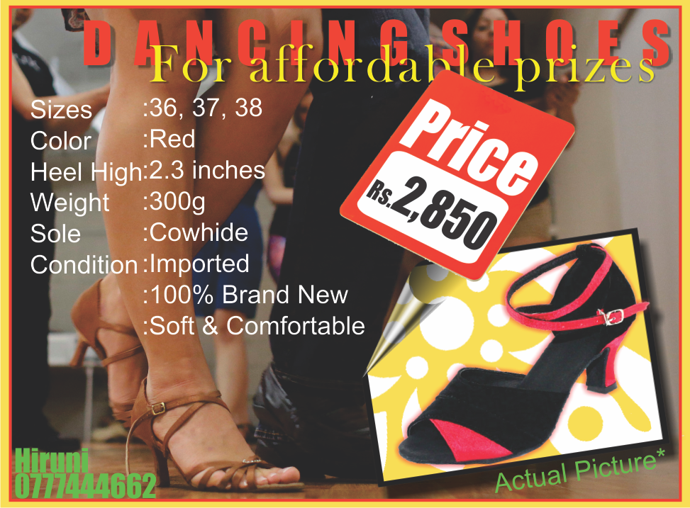 Ladies Dancing Shoes for affordable prices