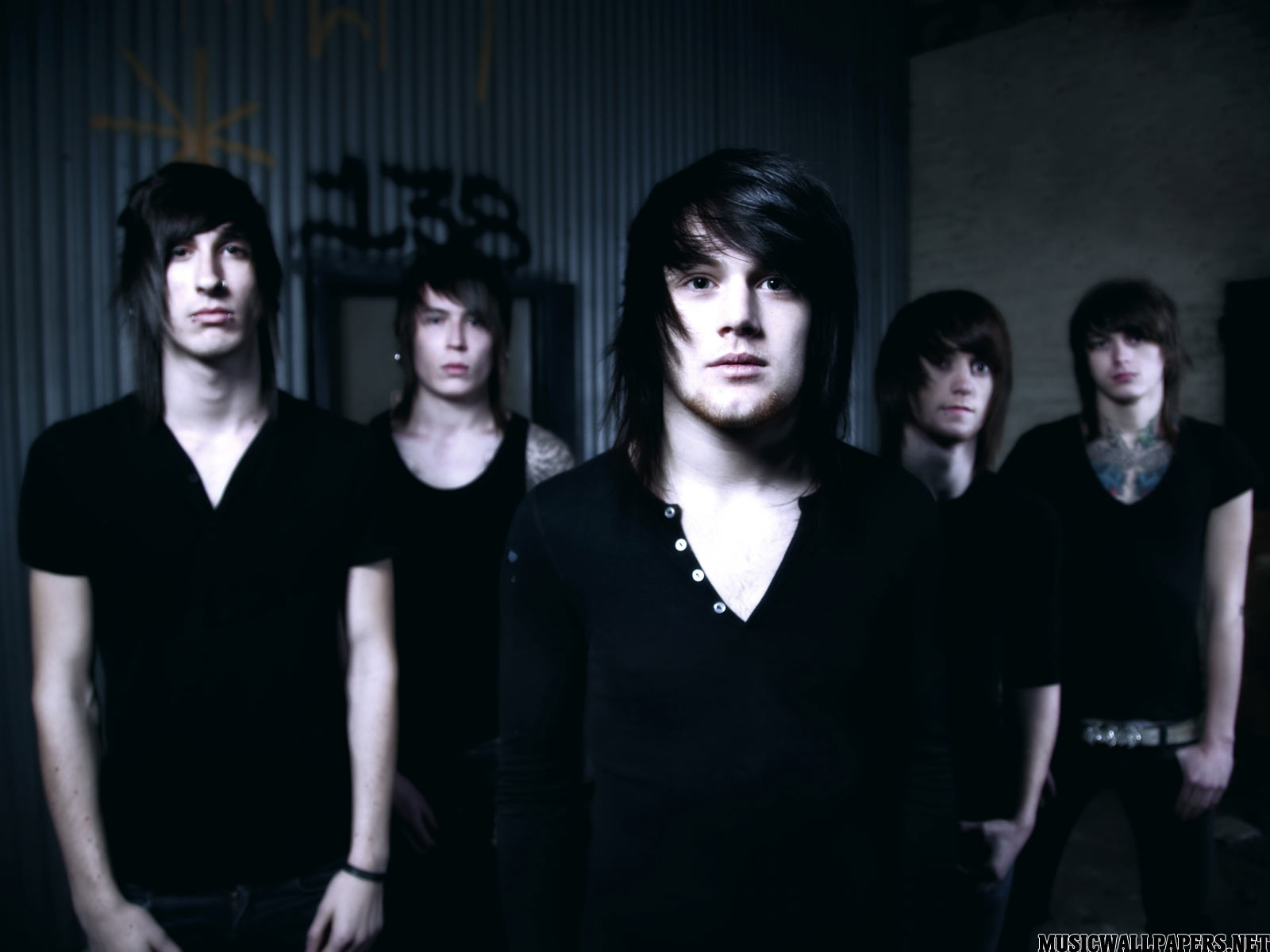 Asking Alexandria wallpaperAsking Alexandria Lyrics Wallpaper