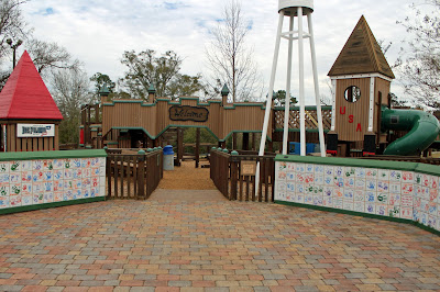 Childrens Playground in North Pensacola/ Cantonment area near UWF