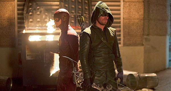 The Flash 1x08 - The Flash Vs Arrow: Crítica / Resumen