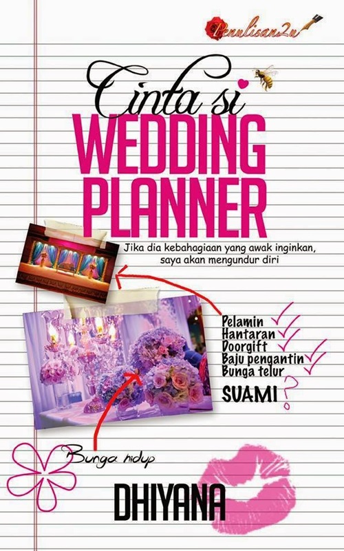 Cinta Si Wedding Planner! Bila?