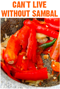 what is sambal