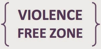 VIOLENCE FREE ZONE