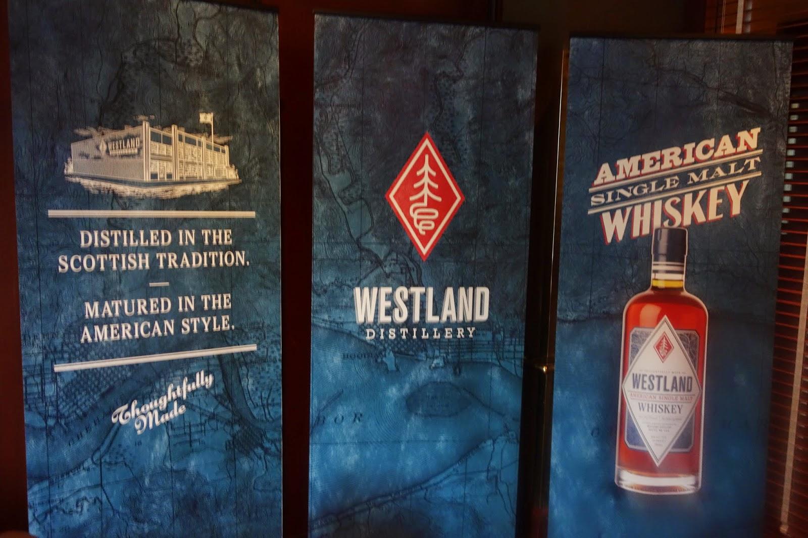 westland distillery: a worthy washington whiskey