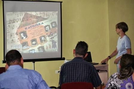 III Edición Diplomado en Patrimonio Musical Hispano (abril, 2013)