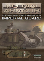Imperial Armour I: Imperial Guard, second edition