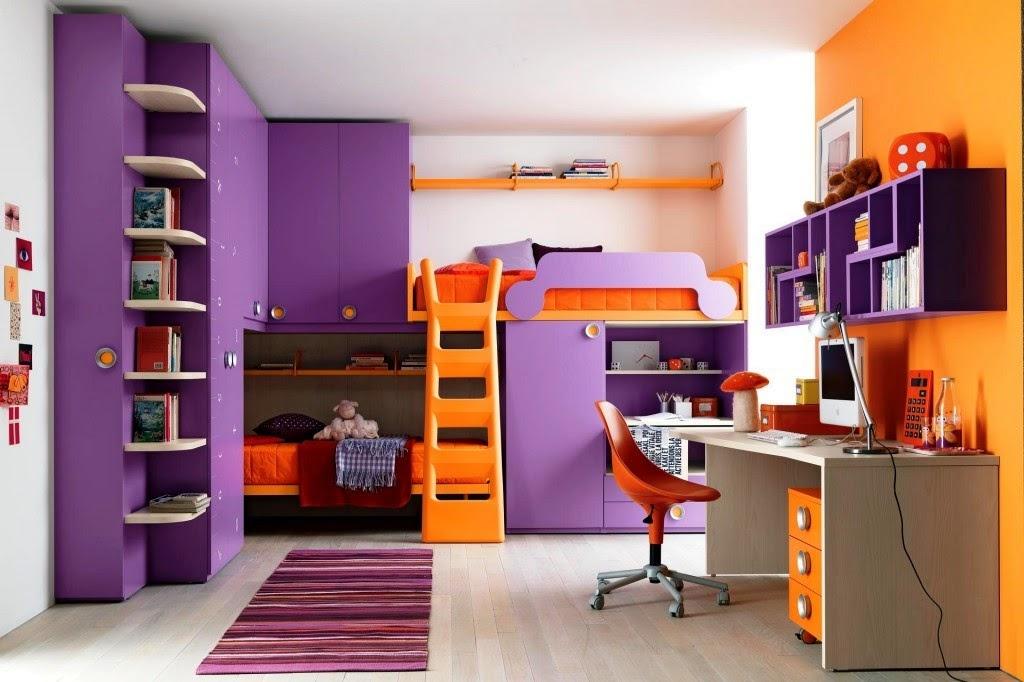 ديكورات وتصاميم غرف نوم بنات | Dz Fashion