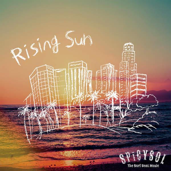 [Single] SPiCYSOL – Rising Sun (2016.02.03/MP3/RAR)