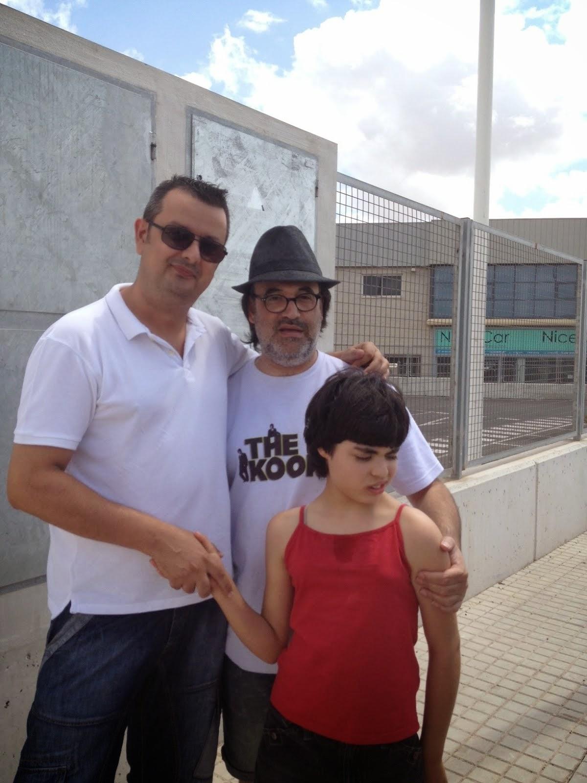 Amb l'Antonio Fco.Buitrago