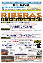 Fiestas de Nuestra Señora de Riberas 2014