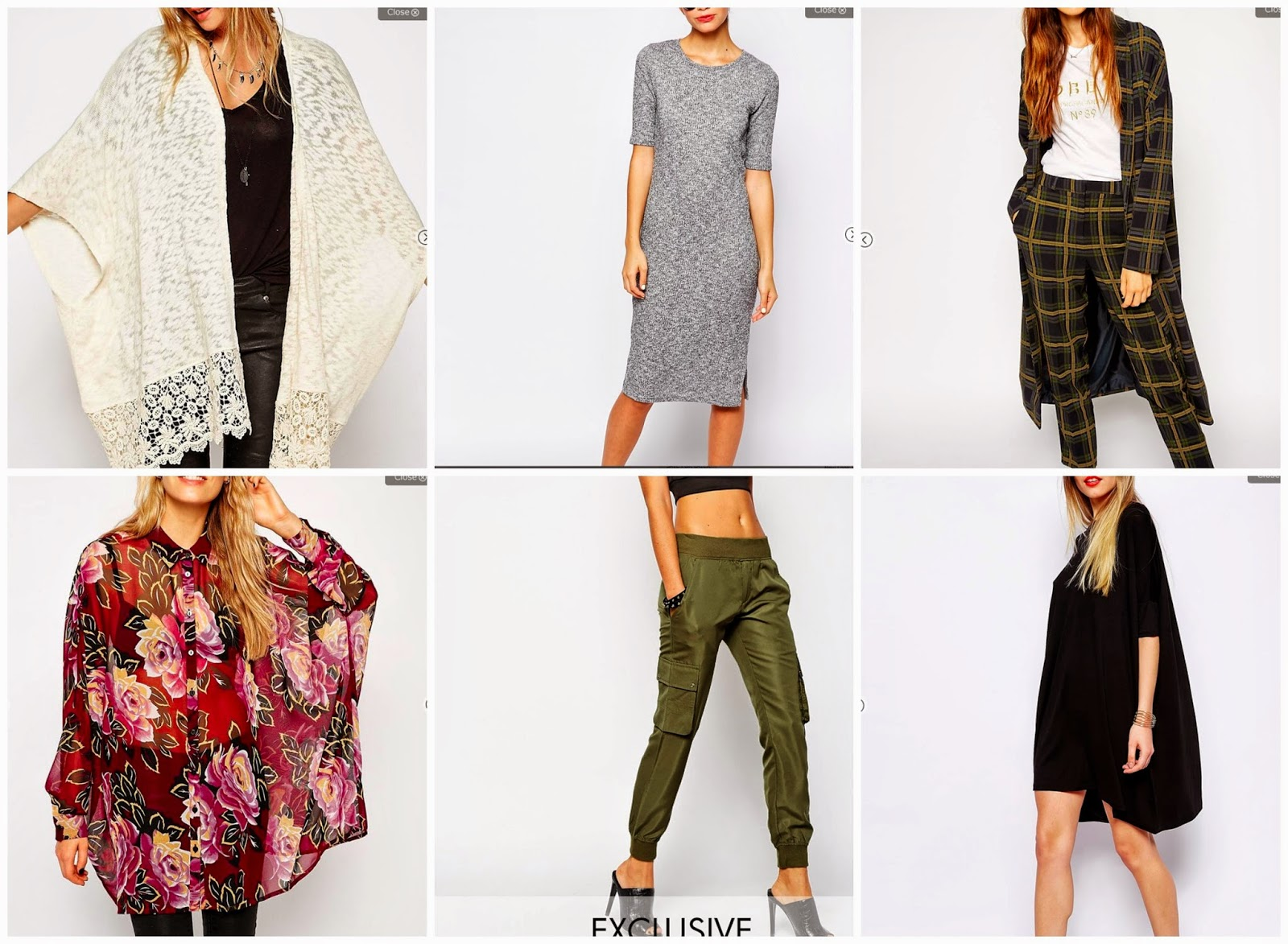 asos spring must-haves
