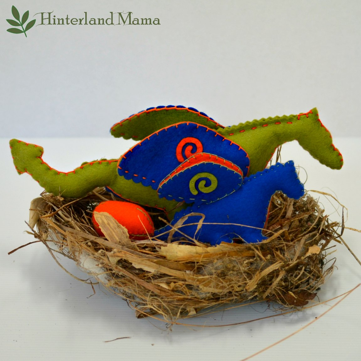 https://www.etsy.com/au/listing/193266832/blue-green-orange-dragon-family-waldorf