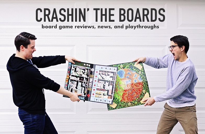 Crashin' the Boards