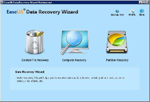 EaseUS Data Recovery Wizard Professional 6.0 Full Version Download