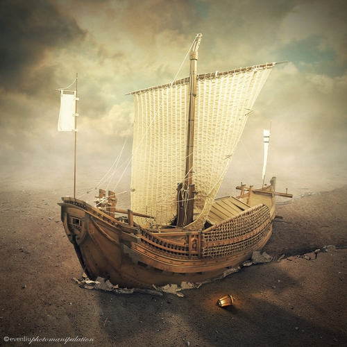 18-Stranded-Even-Liu-Surreal-Photo-Manipulations-and-the-Lantern-www-designstack-co