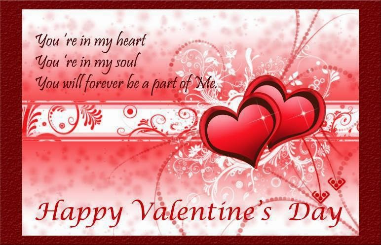 Special Collection of Happy Valentine's Day 2016