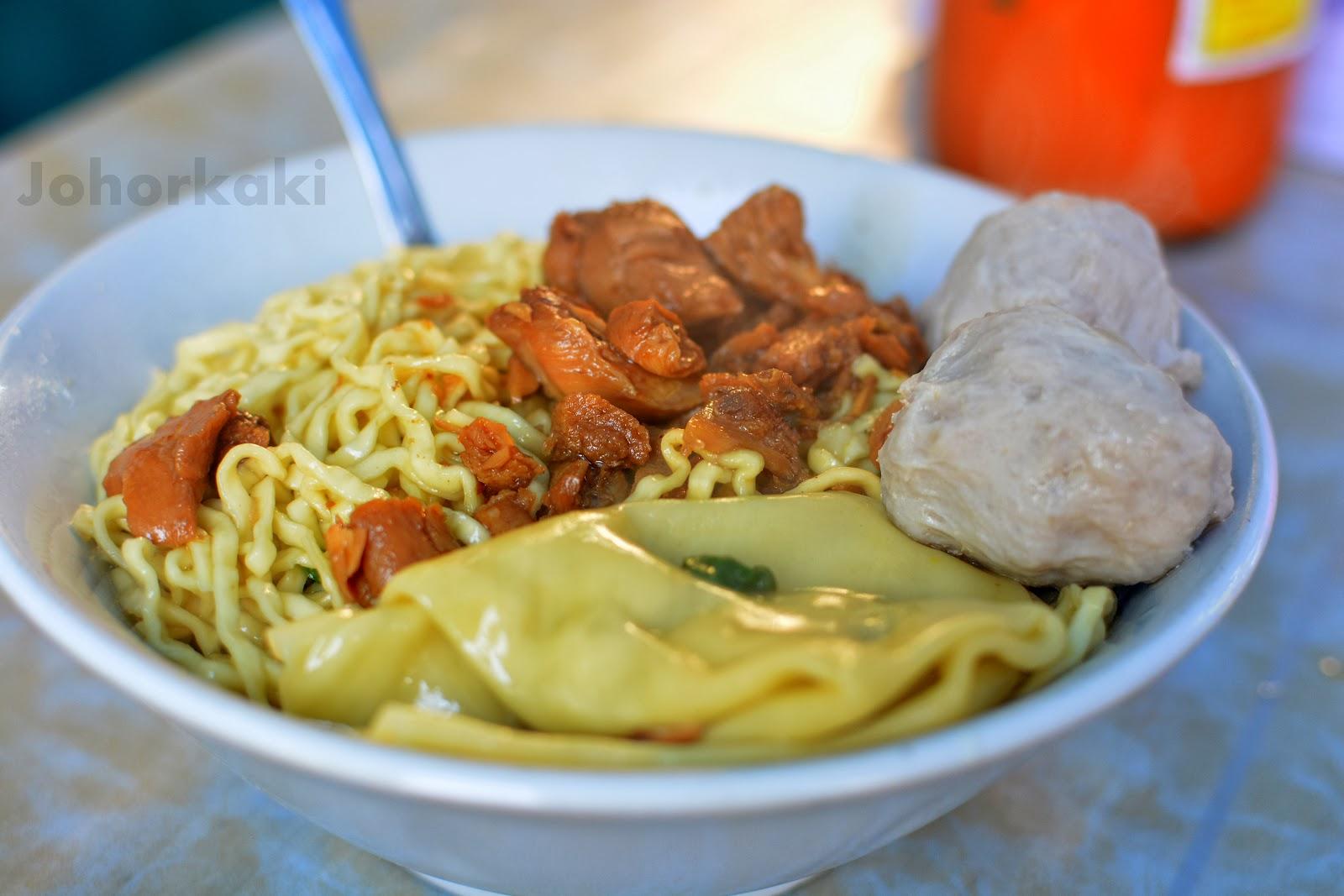 Jakarta street food johor kaki food travel for Cuisine kaki