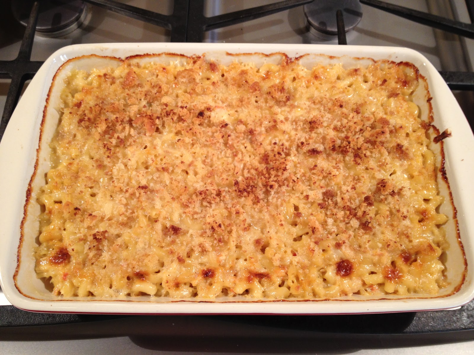 Barefoot Contessa Mac And Cheese a drinkable feast: say cheese! homemade fresh crab and shrimp mac
