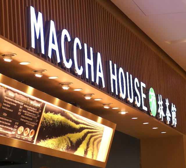 maccha house orchard central review lunarrive singapore