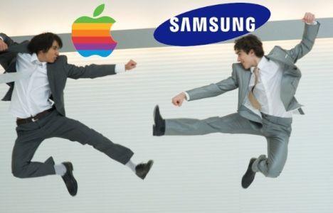 Samsung, Apple, Google