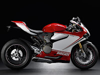 2012 Ducati 1199 Panigale S Tricolore Gambar Motor 3