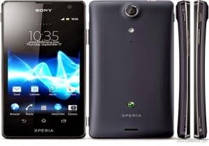 Harga dan Spesifikasi Sony XPERIA TX