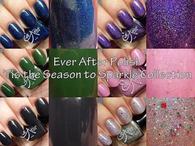 Ever After Polish 'Tis the Season to Sparkle Collection