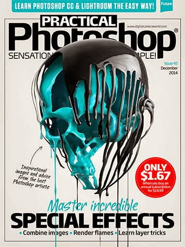 Practical Photoshop Magazine December 2014