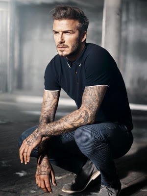 H&M ropa para hombre David Beckham pantalones polo primavera verano 2015