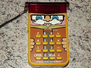 ... da Calculadora Professor Corujinha