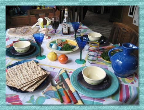 C. Dianne Zweig - Kitsch \'n Stuff: Setting Your Passover Table With ...