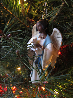 African angel ornament