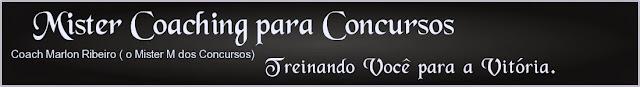 MISTER COACHING PARA CONCURSOS