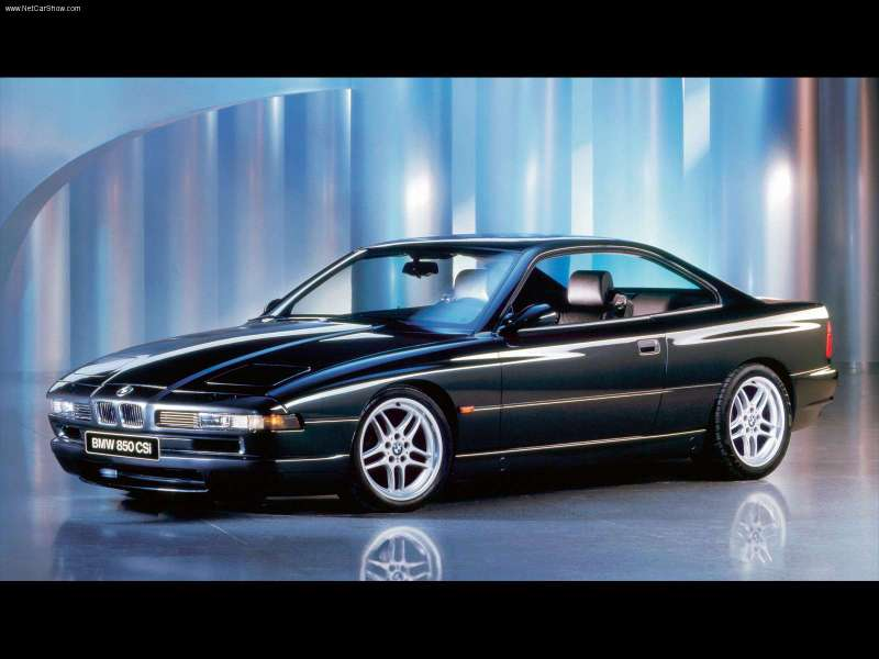 bmw bavarian motor works bmw 8 series. Black Bedroom Furniture Sets. Home Design Ideas