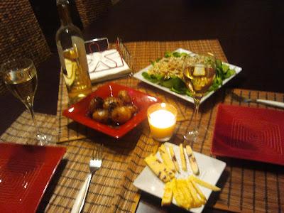 Cena para dos... en cuarenta minutos