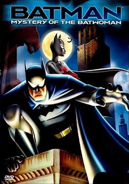 Batman: El Misterio de Batwoman / Batimujer Poster