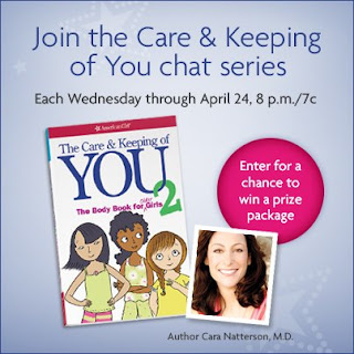 the care and keeping of you pdf