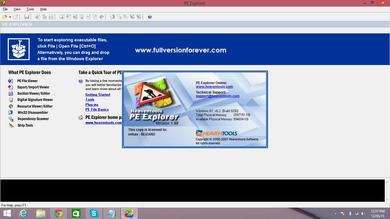 explorer full pe with crack version download