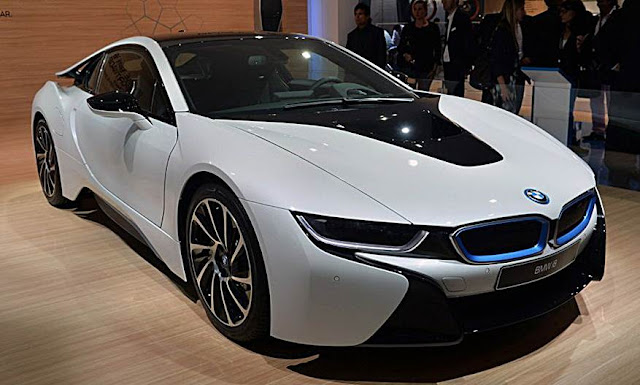 2016 BMW I9 Supercar Price