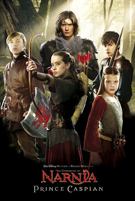 Watch The Chronicles of Narnia: Prince Caspian 2008 BRRip Hollywood Movie Online | The Chronicles of Narnia: Prince Caspian 2008 Hollywood Movie Poster