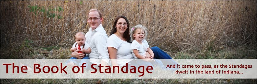 The Book of Standage