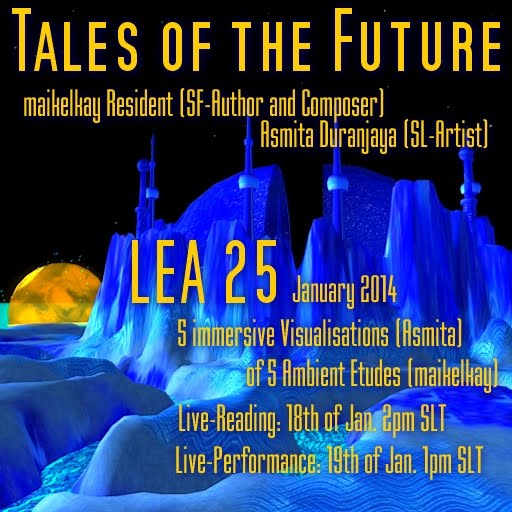 Tales of the Future - LEA 25