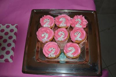 Cupcakes de Vainilla Sugar Dreams Gandia