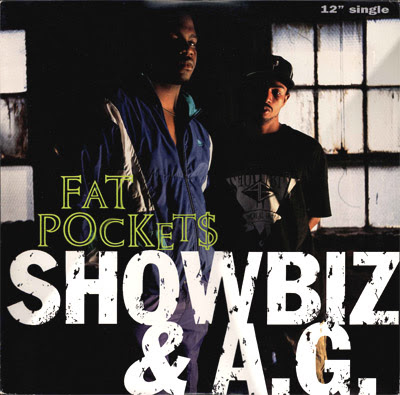 Showbiz & A.G. – Fat Pockets (VLS) (1992) (192 kbps)